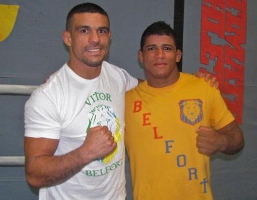 Técnico de Vitor Belfort, Gilbert Durinho acerta contrato com UFC