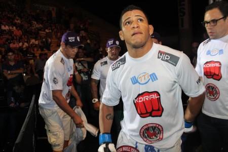 Durinho (foto) quer conquistar o título dos leves do UFC. Foto: Divulgação