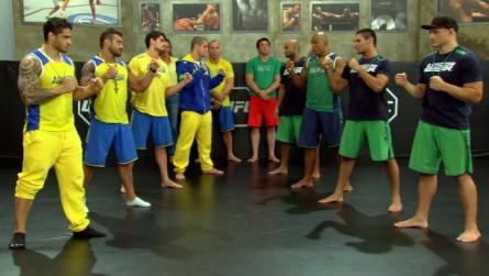 semifinalistas tuf Brasil