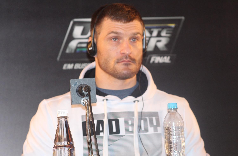 Miocic (foto) não será substituído no UFC FN 76. Foto: Lucas Carrano/SUPER LUTAS