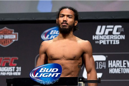 Henderson (foto) faz a luta principal do UFC Fight Night 42. Foto: Divulgação/UFC