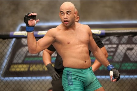 Warlley (foto) o amigo e faturou o TUF Brasil 3. Foto: Luiz Pires/UFC