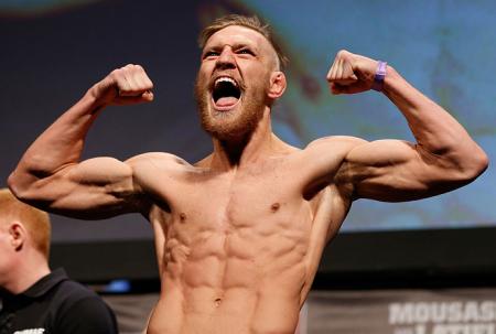 C. McGregor (foto) tem 16 vitórias e duas derrotas como profissional. Foto: Josh Hedges/UFC