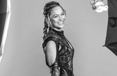 """Ronda (foto) também estará no cinema em """"Velozes e Furiosos 7"""" e """"Entourage"""". Foto: Reprodução/Tumblr"""