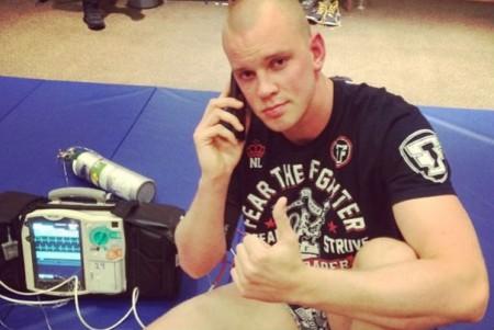 S. Struve (foto) teve sua luta cancelada no UFC 175. Foto: Reprodução/Instagram