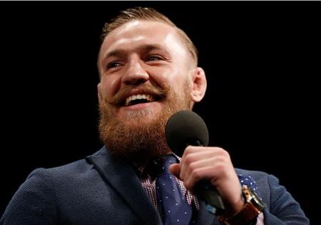 McGregor (foto) diz que terminará 2014 como campeão dos penas. Foto: Josh Hedges/Zuffa LLC