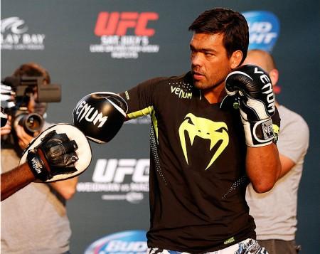 Machida (foto) enfrentará Weidman no UFC 175. Foto: Josh Hedges/Zuffa LLC