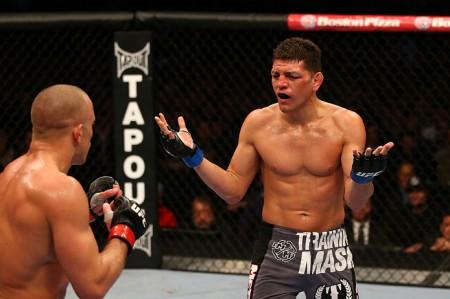 Diaz (foto) enfrentará Anderson em janeiro. Foto: Jonathan Ferrey/Zuffa LLC