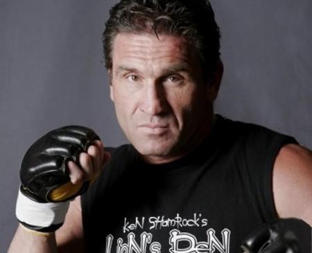 Shamrock (foto) é membro do Hall da Fama do UFC. Foto: Reprodução/Facebook