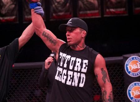 W. Machine (foto) foi demitido do Bellator após confusão. Foto: Divulgação/Bellator