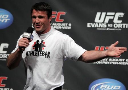 Sonnen (foto) gostaria de enfrentar Wand no Metamoris. Foto: Divulgação/UFC