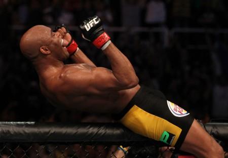 Anderson (foto) conquistou o cinturão do UFC em outubro de 2006. Foto: Divulgação/UFC