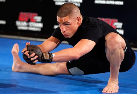 """Lesão de Sanchez (foto) fechou a """"semana negra"""" do UFC 180. Foto: Josh Hedges/UFC"""