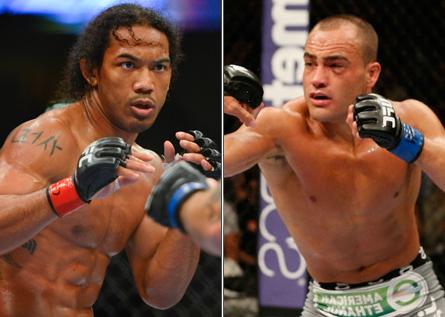 Henderson e Alvarez fazem a luta co-principal do UFC FN 59. Foto: Produção SUPER LUTAS (Josh Hedges/UFC)