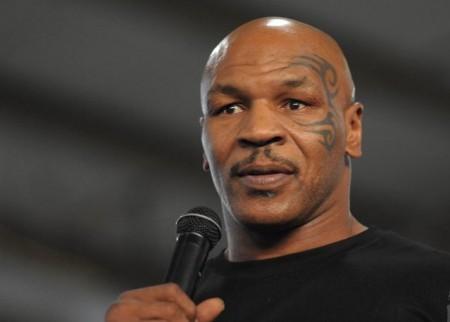 M. Tyson (foto) participou de brincadeira na Kings MMA. Foto: Reprodução