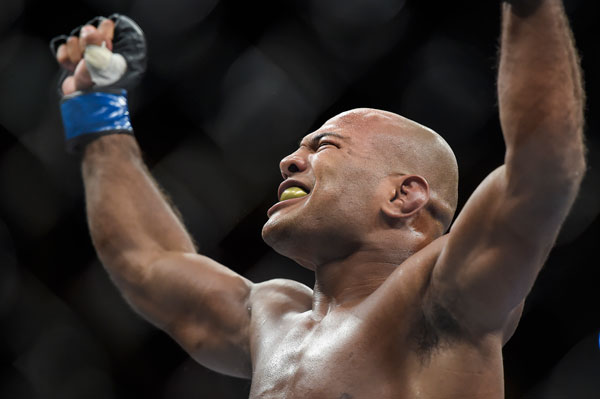 Reis venceu no UFC 201. Foto: Divulgação