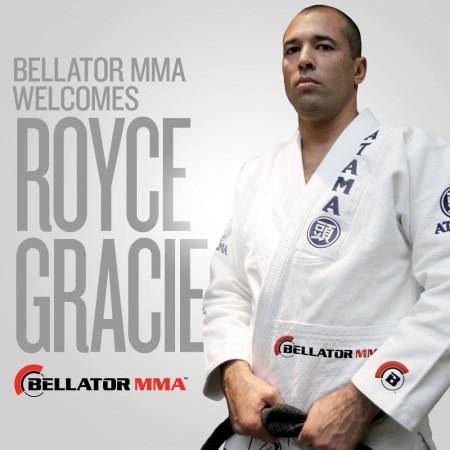 Royce (foto) será embaixador do Bellator. Foto: Divulgação