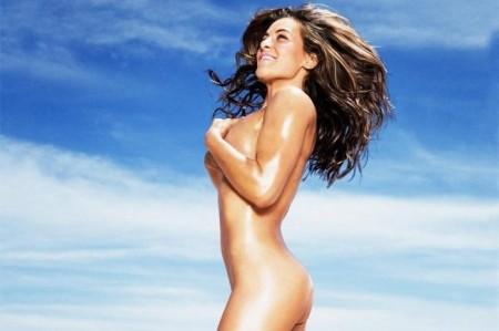 Miesha já teve nudez fotografada, com seu consentimento, pela revista ESPN nos EUA. Foto: Divulgação/ESPN