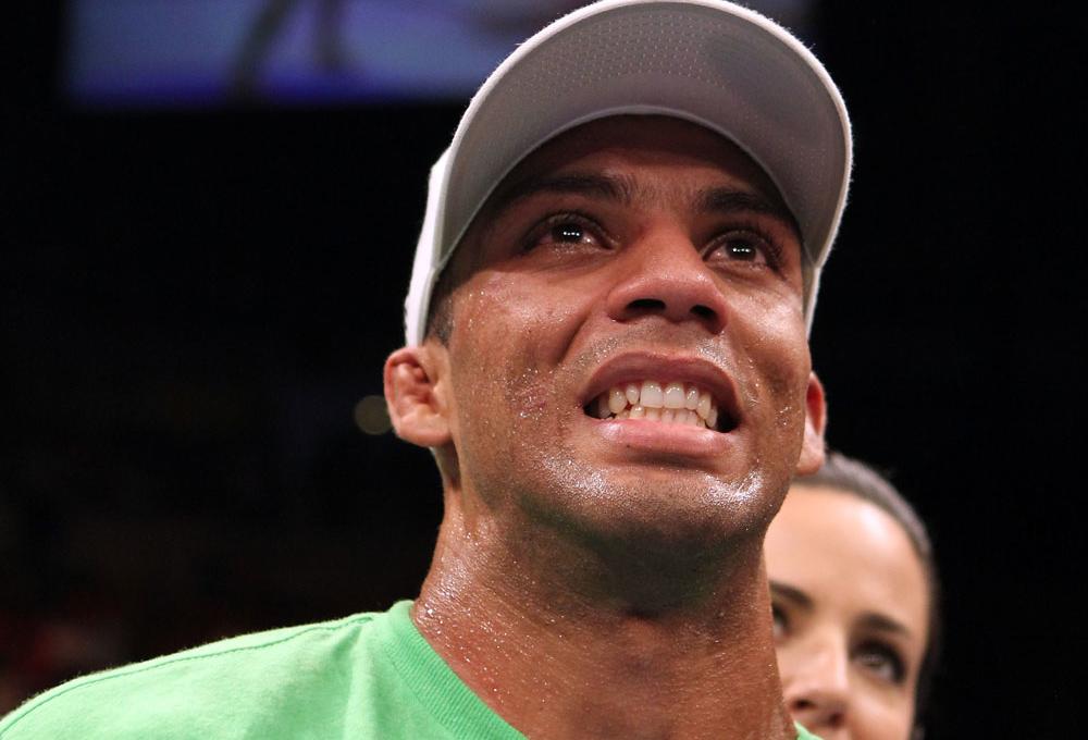 Barboza (foto) é o sexto colocado entre os leves. Foto: Divulgação/UFC
