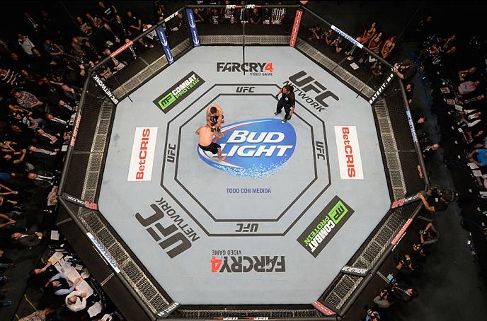 Associação de lutadores busca ajudar atletas do UFC. Foto: Josh Hedges/UFC