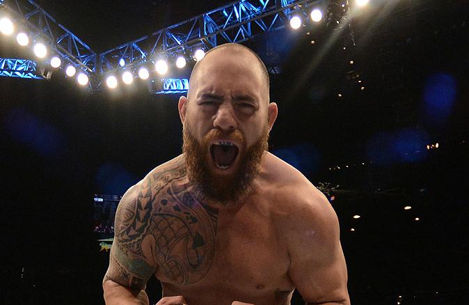 Browne (foto) retomou o caminho das vitórias. Foto: Divulgação/UFC
