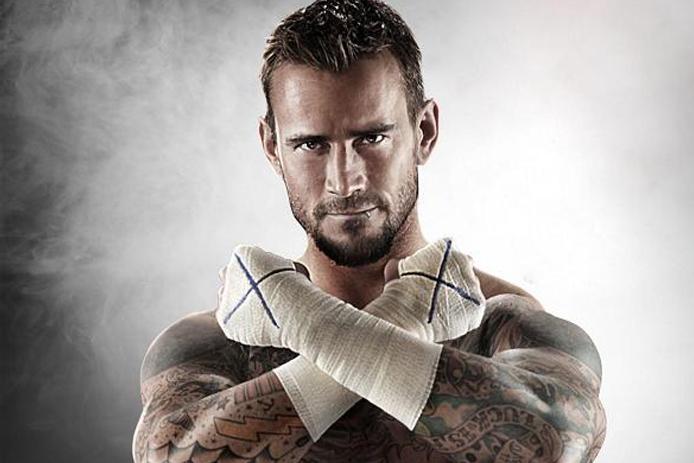 CM Punk (foto) é o novo contratado do UFC. Foto: Divulgação/WWE