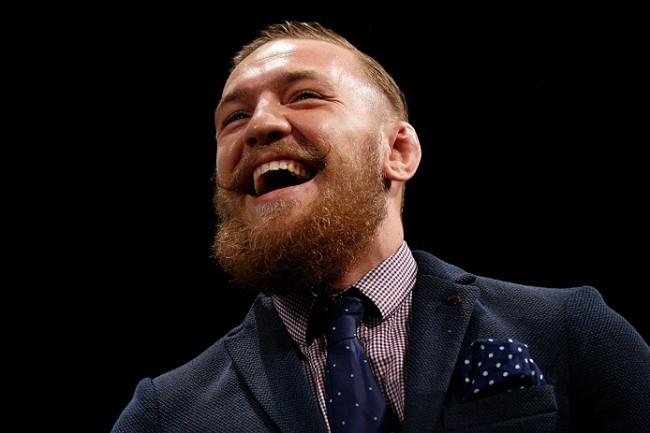 C. McGregor tem quatro vitórias em quatro lutas no UFC. Foto: Josh Hedges/UFC