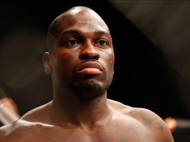 D. Brunson (foto) teve vômitos e dores no estômago ao longo de todo o sábado (13). Foto: Josh Hedges/UFC