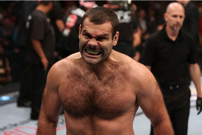 Napão (foto) enfrenta Mitrione no UFC on FOX 13. Foto: Nick Laham/Zuffa LLC