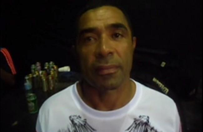 Netinho Pegado (foto) tem 48 anos. Foto: Reprodução