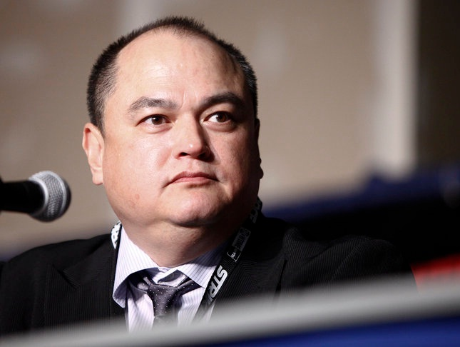 S. Coker (foto) se tornou o novo CEO do Bellator. Foto: Divulgação