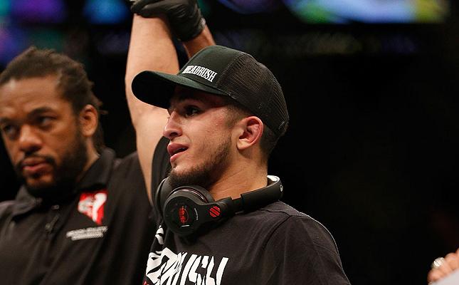 Pettis (foto) venceu sua terceira no UFC. Foto: Divulgação/UFC