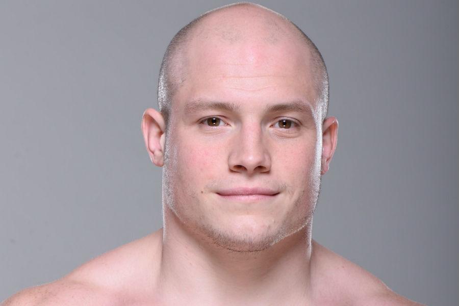 Sparks (foto) foi preso nos EUA. Foto: Divulgação/UFC