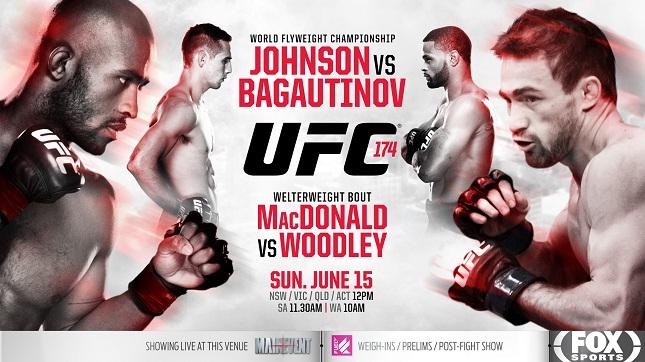 UFC 174 teve baixo retorno de audiência em PPV. Foto: Divulgação