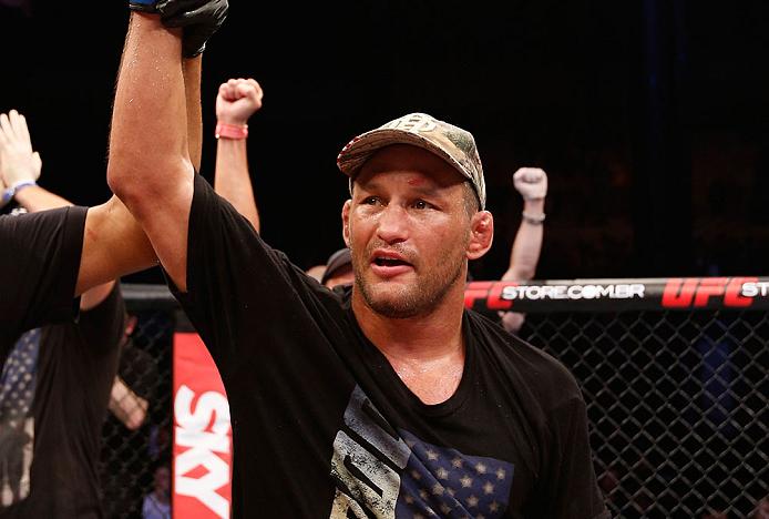 Veterano Henderson disparou contra fiscalização antidoping frágil no MMA. Foto: Divulgação/UFC