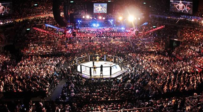 Acompanhe os resultados do UFC em tempo real
