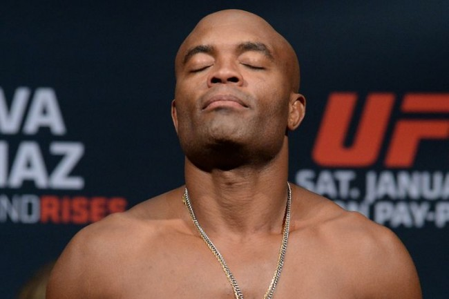 Anderson não deve lutar no UFC 200. Foto: Josh Hedges/UFC