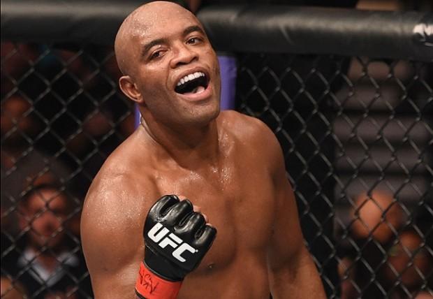 Anderson (foto) ficou de fora do card de Curitiba. Foto: Josh Hedges/UFC