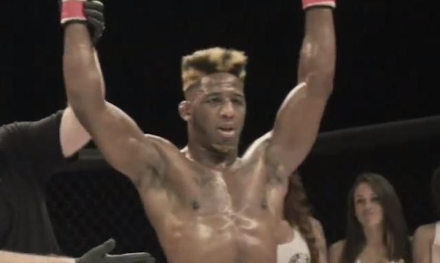 Fodor é invicto no MMA, com cinco vitórias e um empate. Foto: Reprodução