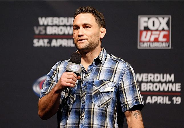 Edgar (foto) encara U. Faber em maio, nas Filipinas. Foto: Josh Hedges/UFC