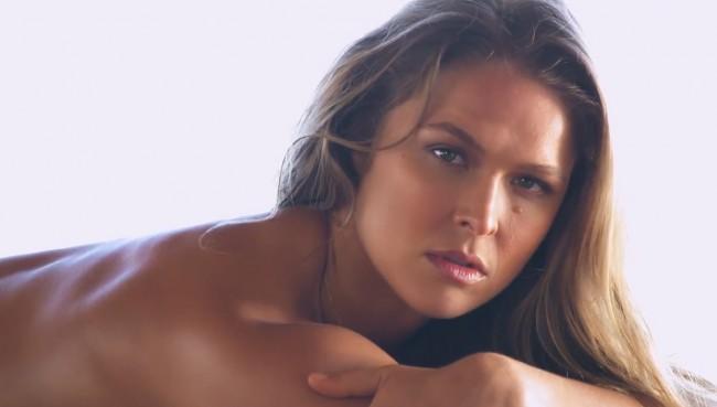 R. Rousey (foto) ganhou destaque em edição de revista. Foto: Reprodução