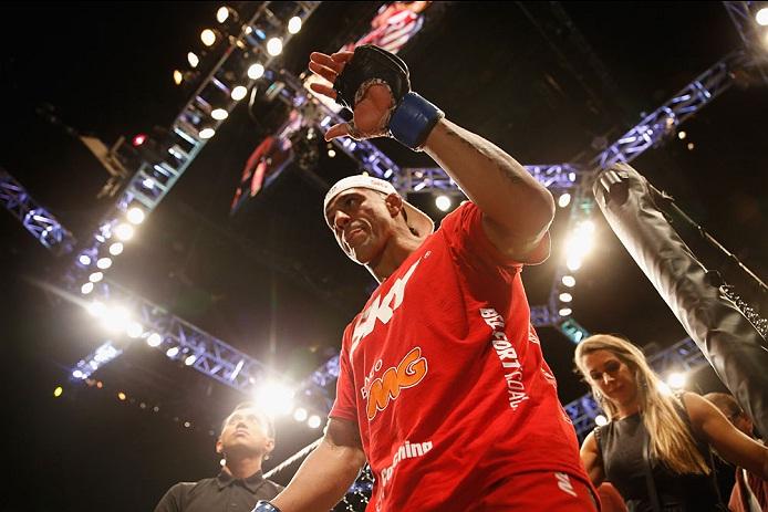 Belfort (foto) acabou derrotado por Weidman no UFC 187. Foto: Divulgação