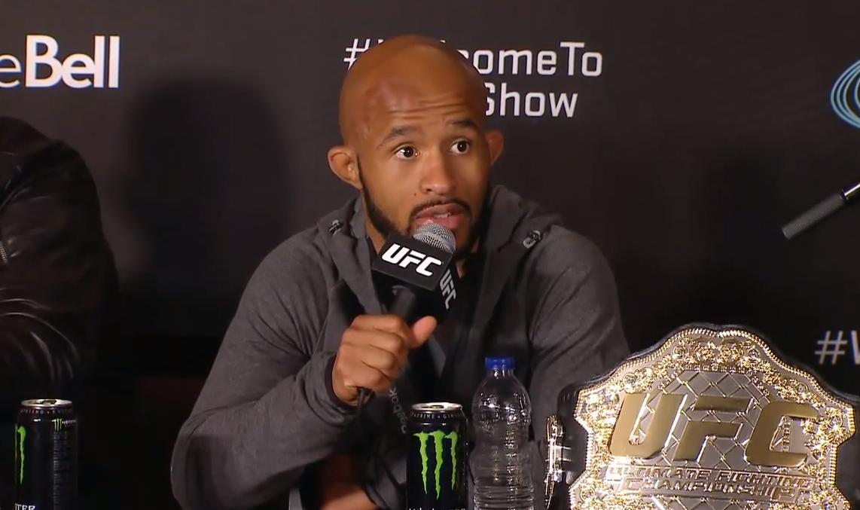 Johnson (foto) obteve finalização mais tardia da história do UFC. Foto: Reprodução