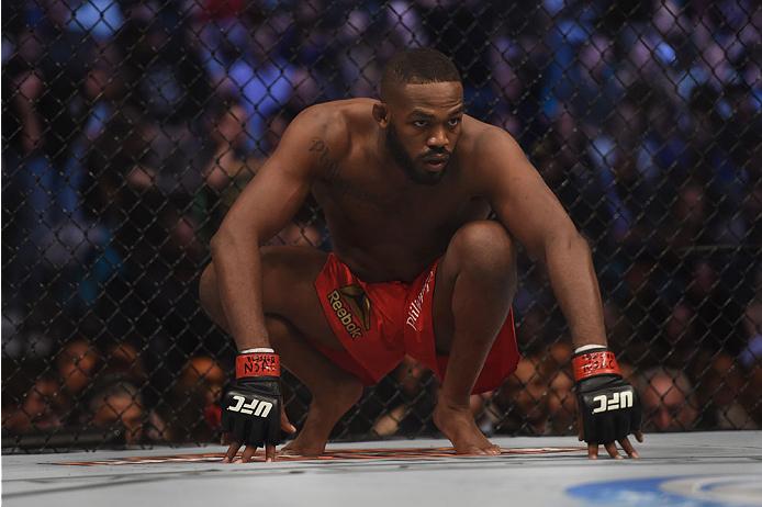 Empresário diz que Jones (foto) poderá se aposentar após polêmica. Foto: Divulgação/UFC