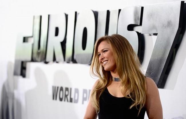 """Ronda já estrelou filmes como """"Velozes e Furiosos. Foto: Divulgação"""