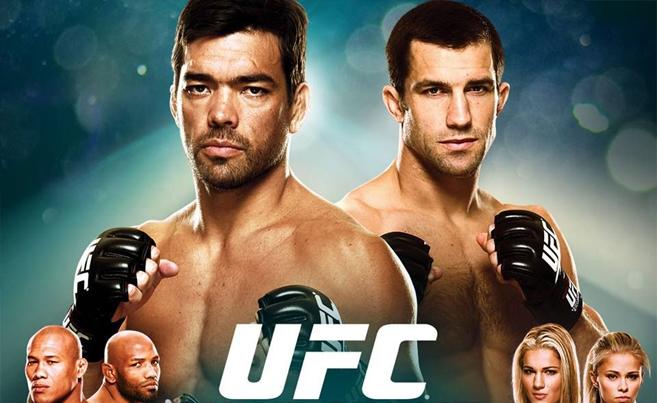Lyoto e Rockhold fazem luta principal do UFC on FOX 15. Foto: Divulgação