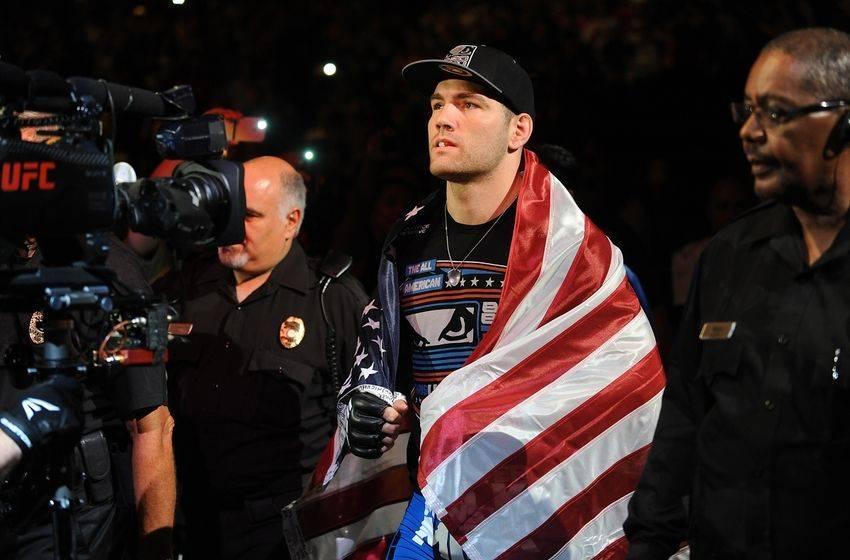 Só no UFC, Weidman já venceu quatro brasileiros. Foto: Divulgação/UFC