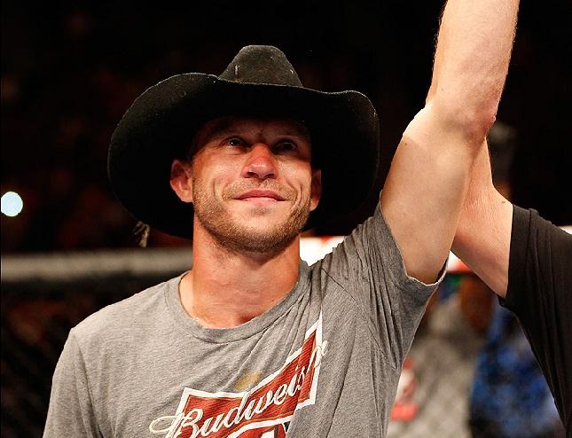 D. Cerrone (foto) chegou a oito vitórias consecutivas no octógono. Foto: Josh Hedges/UFC