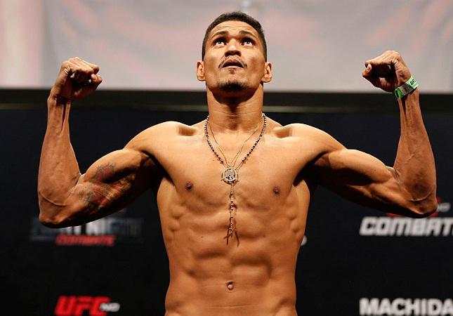 Ildemar (foto) será o terceiro brasileiro no UFC San Diego. Foto: Josh Hedges/UFC