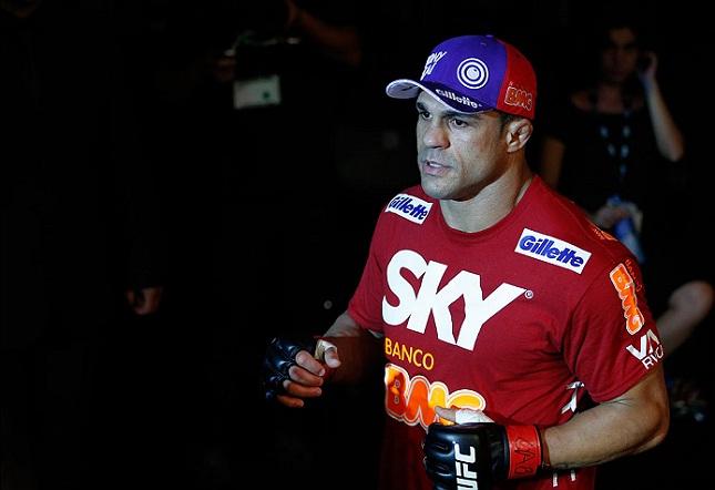 Belfort (foto), recordes à vista e curiosidades também fora do octógono. Foto: Josh Hedges/UFC